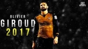 Video: Olivier Giroud | The Individualist 2017 ? Goal Show 16/17
